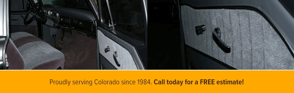 Proudly serving Colorado sine 1984. Call for a free estimate!
